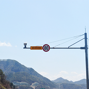 Speed Enforcement System